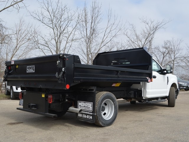 2018 F-350 Regular Cab DRW 4x2,  Monroe Dump Body #AT09591 - photo 2