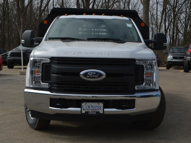 2018 F-350 Regular Cab DRW 4x2,  Monroe Dump Body #AT09591 - photo 6