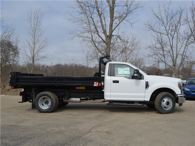 2018 F-350 Regular Cab DRW, Monroe MTE-Zee Dump Dump Body #AT09591 - photo 3