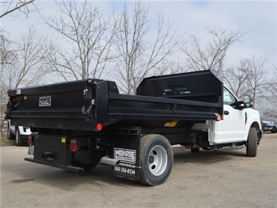 2018 F-350 Regular Cab DRW, Monroe MTE-Zee Dump Dump Body #AT09591 - photo 2