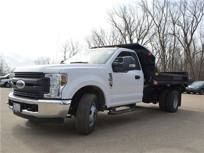 2018 F-350 Regular Cab DRW, Monroe MTE-Zee Dump Dump Body #AT09591 - photo 5