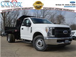 2018 F-350 Regular Cab DRW 4x2,  Monroe Dump Body #AT09591 - photo 1
