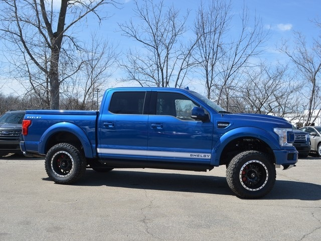 2018 F-150 SuperCrew Cab 4x4,  Pickup #AT09596 - photo 3