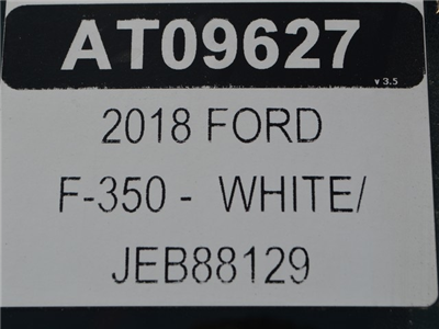 2018 F-350 Crew Cab DRW 4x2,  Cab Chassis #AT09627 - photo 20