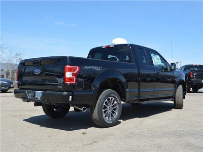 2018 F-150 Super Cab 4x4,  Pickup #AT09637 - photo 2