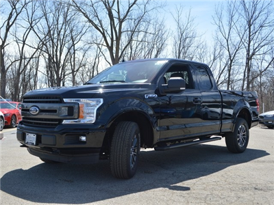 2018 F-150 Super Cab 4x4,  Pickup #AT09637 - photo 5