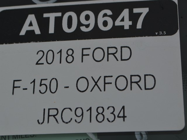 2018 F-150 Regular Cab 4x2,  Pickup #AT09647 - photo 17