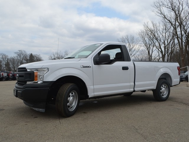 2018 F-150 Regular Cab 4x2,  Pickup #AT09647 - photo 4