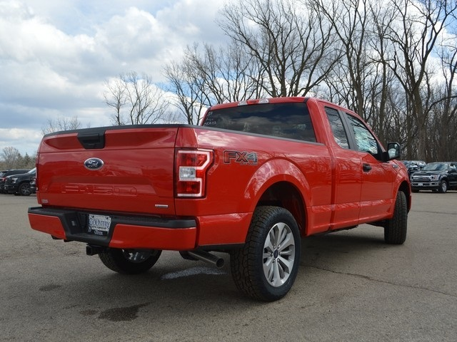 2018 F-150 Super Cab 4x4,  Pickup #AT09654 - photo 2