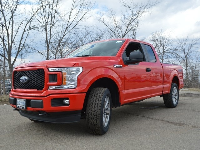 2018 F-150 Super Cab 4x4,  Pickup #AT09654 - photo 5