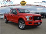 2018 F-150 Super Cab 4x4,  Pickup #AT09654 - photo 1