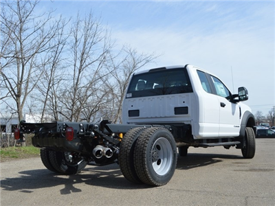 2018 F-450 Super Cab DRW 4x4,  Cab Chassis #AT09657 - photo 2