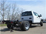 2018 F-450 Super Cab DRW 4x4,  Cab Chassis #AT09657 - photo 1