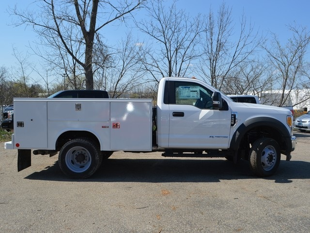 2017 F-450 Regular Cab DRW 4x4,  Reading Service Body #AT09668 - photo 3