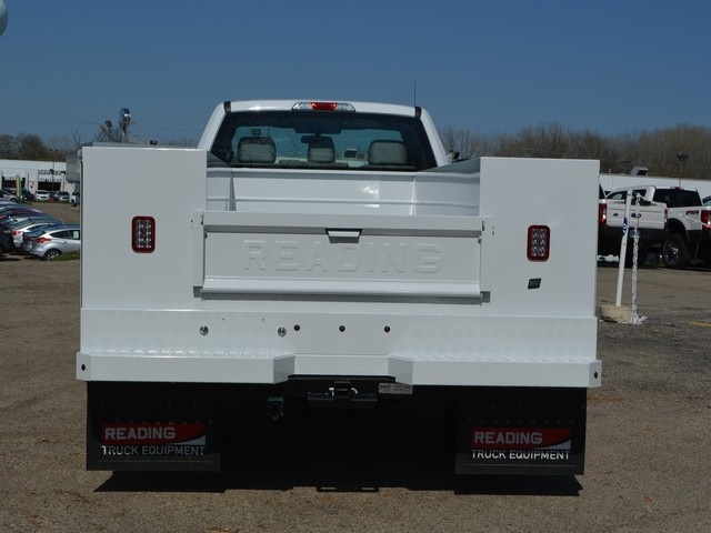 2017 F-450 Regular Cab DRW 4x4,  Reading Service Body #AT09668 - photo 4