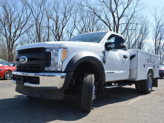 2017 F-450 Regular Cab DRW 4x4,  Reading Service Body #AT09668 - photo 5