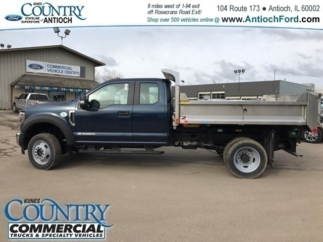 2018 F-450 Super Cab DRW 4x4, Monroe Dump Body #AT09681 - photo 7