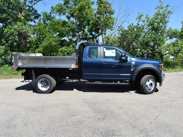 2018 F-450 Super Cab DRW 4x4,  Monroe Dump Body #AT09681 - photo 5