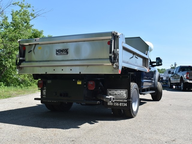 2018 F-450 Super Cab DRW 4x4,  Monroe Dump Body #AT09681 - photo 2
