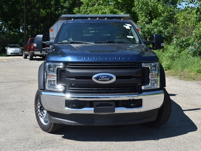 2018 F-450 Super Cab DRW 4x4,  Monroe Dump Body #AT09681 - photo 3