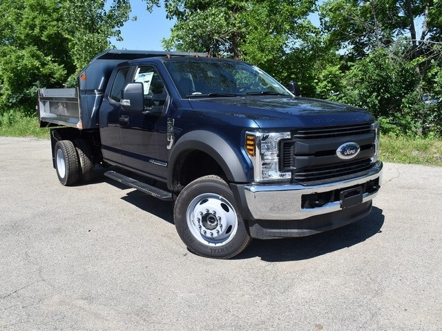 2018 F-450 Super Cab DRW 4x4,  Monroe Dump Body #AT09681 - photo 8