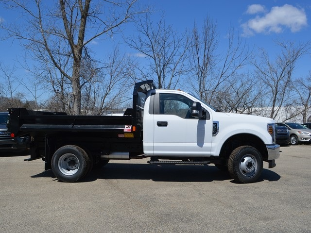 2018 F-350 Regular Cab DRW 4x4,  Monroe Dump Body #AT09690 - photo 4
