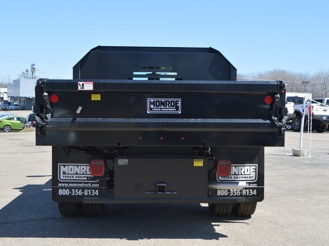 2018 F-350 Regular Cab DRW 4x4,  Monroe Dump Body #AT09690 - photo 5