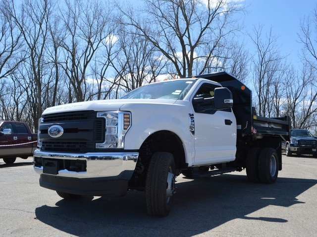 2018 F-350 Regular Cab DRW 4x4,  Monroe Dump Body #AT09690 - photo 3