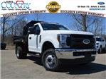 2018 F-350 Regular Cab DRW 4x4,  Monroe Dump Body #AT09690 - photo 1