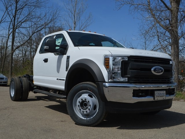 2018 F-450 Super Cab DRW 4x4,  Cab Chassis #AT09717 - photo 3