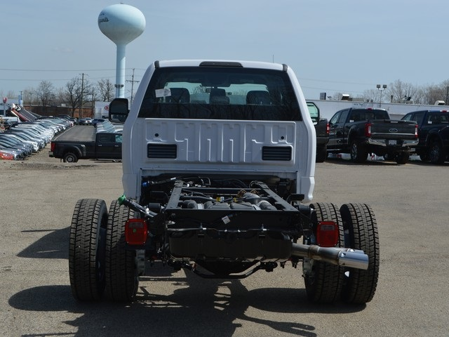2018 F-450 Super Cab DRW 4x4,  Cab Chassis #AT09717 - photo 4