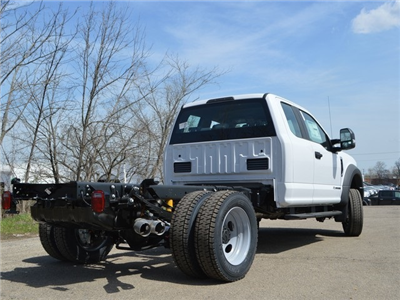 2018 F-450 Super Cab DRW 4x4,  Cab Chassis #AT09717 - photo 2
