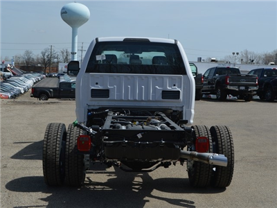 2018 F-450 Super Cab DRW 4x4,  Cab Chassis #AT09717 - photo 5