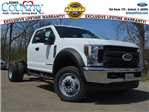 2018 F-450 Super Cab DRW 4x4,  Cab Chassis #AT09717 - photo 1