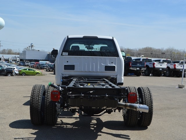 2018 F-450 Super Cab DRW 4x4,  Cab Chassis #AT09720 - photo 4