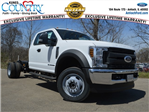 2018 F-450 Super Cab DRW 4x4,  Cab Chassis #AT09720 - photo 1