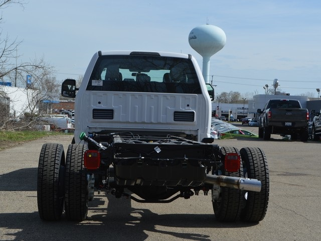 2018 F-450 Super Cab DRW 4x4,  Cab Chassis #AT09721 - photo 4