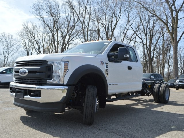 2018 F-450 Super Cab DRW 4x4,  Cab Chassis #AT09721 - photo 6