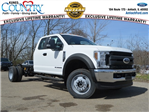 2018 F-450 Super Cab DRW 4x4,  Cab Chassis #AT09721 - photo 1