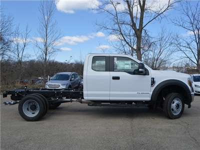 2018 F-450 Super Cab DRW 4x4,  Cab Chassis #AT09735 - photo 5
