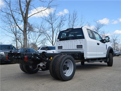 2018 F-450 Super Cab DRW 4x4,  Cab Chassis #AT09735 - photo 2