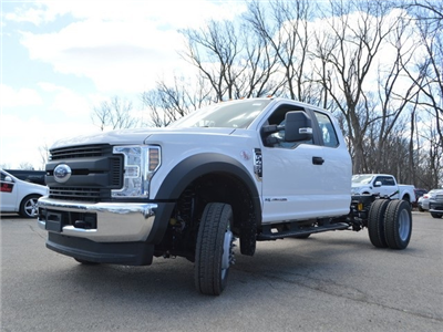 2018 F-450 Super Cab DRW 4x4,  Cab Chassis #AT09735 - photo 3