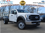 2018 F-450 Super Cab DRW 4x4,  Cab Chassis #AT09735 - photo 1