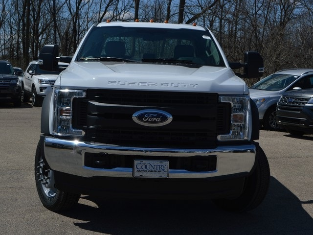 2018 F-450 Super Cab DRW 4x4,  Cab Chassis #AT09736 - photo 7