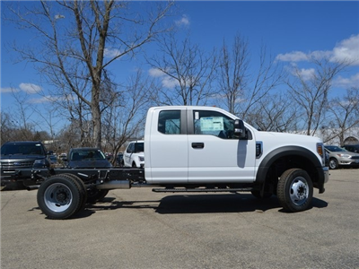 2018 F-450 Super Cab DRW 4x4,  Cab Chassis #AT09736 - photo 5