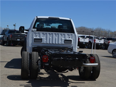 2018 F-450 Super Cab DRW 4x4,  Cab Chassis #AT09736 - photo 4