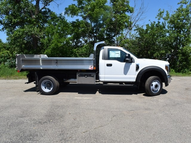 2018 F-450 Regular Cab DRW 4x2,  Monroe Dump Body #AT09787 - photo 6
