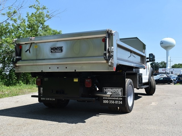 2018 F-450 Regular Cab DRW 4x2,  Monroe Dump Body #AT09787 - photo 2