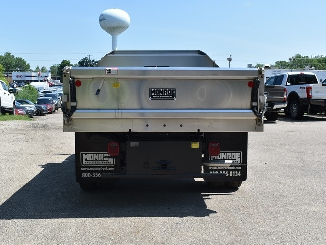 2018 F-450 Regular Cab DRW 4x2,  Monroe Dump Body #AT09787 - photo 4