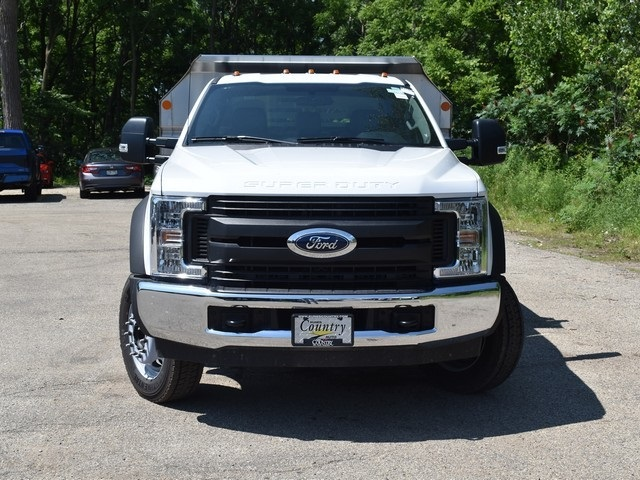 2018 F-450 Regular Cab DRW 4x2,  Monroe Dump Body #AT09787 - photo 12